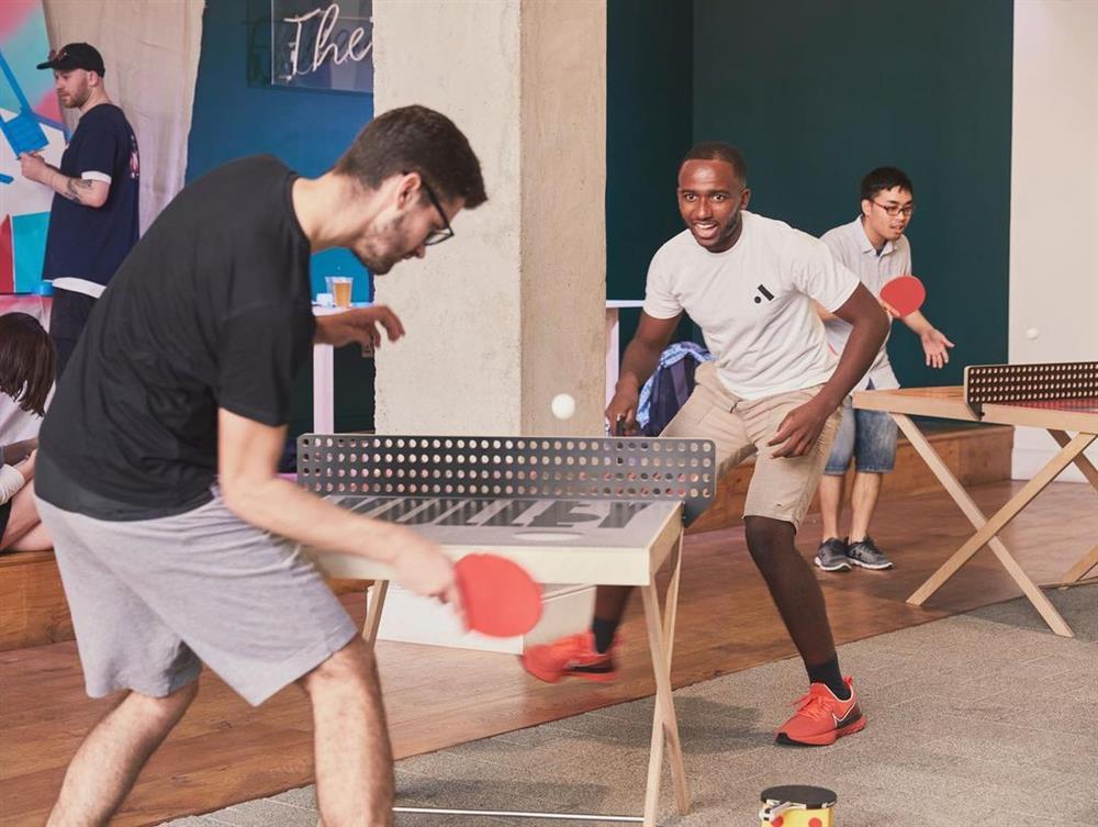 AoPP創意乒乓球桌「ArtTables」登陸倫敦Islington Square