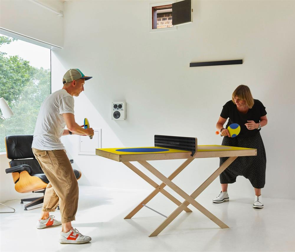 """The Art of Ping Pong """"ArtTables"""" 創意乒乓球桌"""