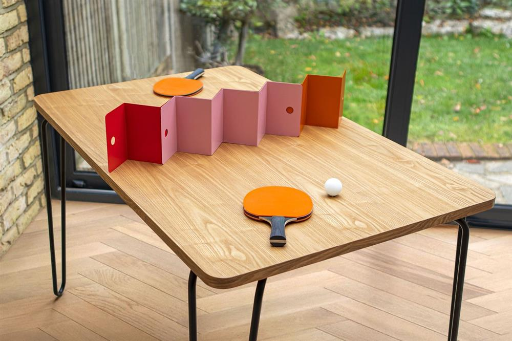 The Art of Ping Pong創意乒乓球網「ArtNets」