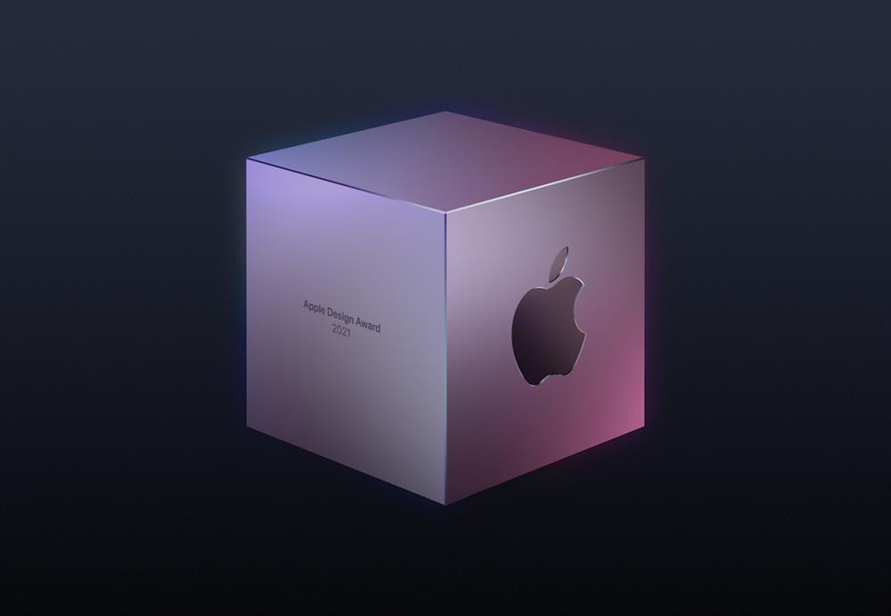 WWDC21 Apple設計獎