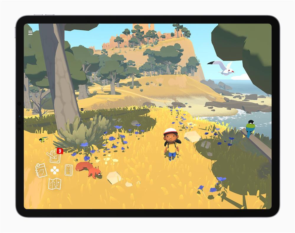 WWDC21 Apple設計大獎_「社會影響力」獎項獲獎者:由 ustwo games 推出的 Alba
