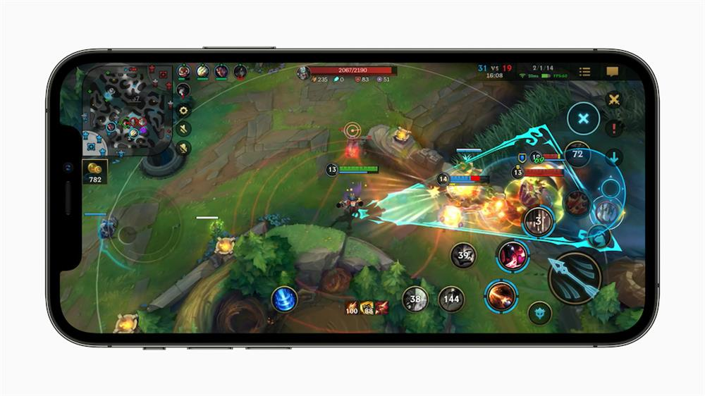 WWDC21 Apple設計獎_「創新」獎項獲獎者:由 Riot Games 推出的「英雄聯盟:激鬥峽谷」