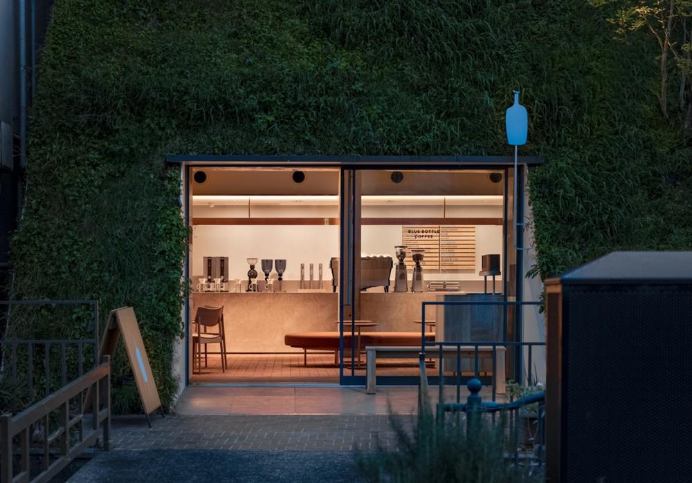 藍瓶咖啡白井屋店1