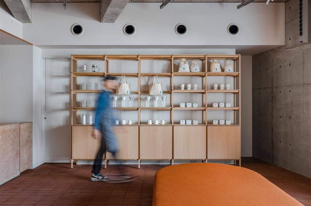 B藍瓶咖啡白井屋店7