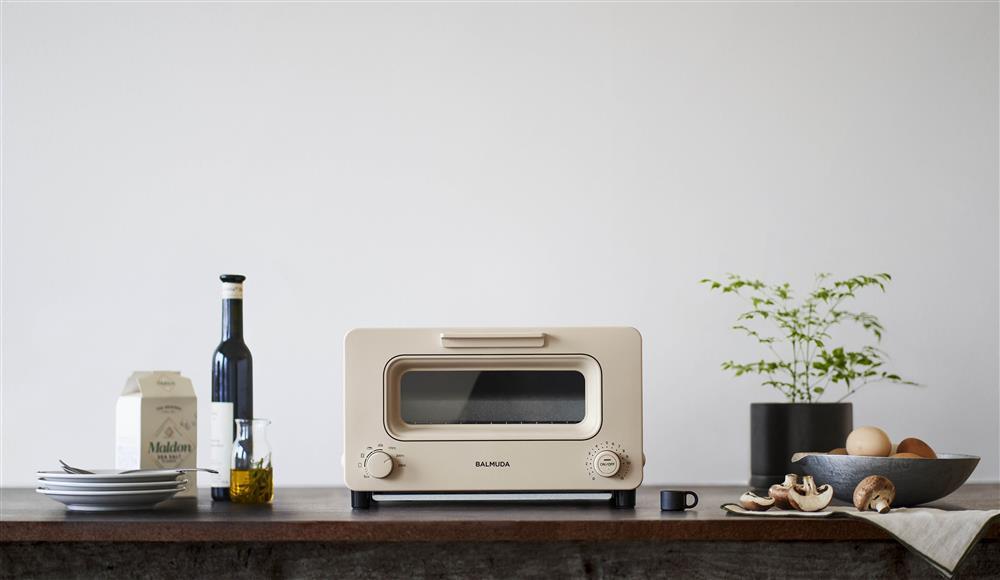 BALMUDA蒸氣烤箱二代形象圖_奶茶色_1