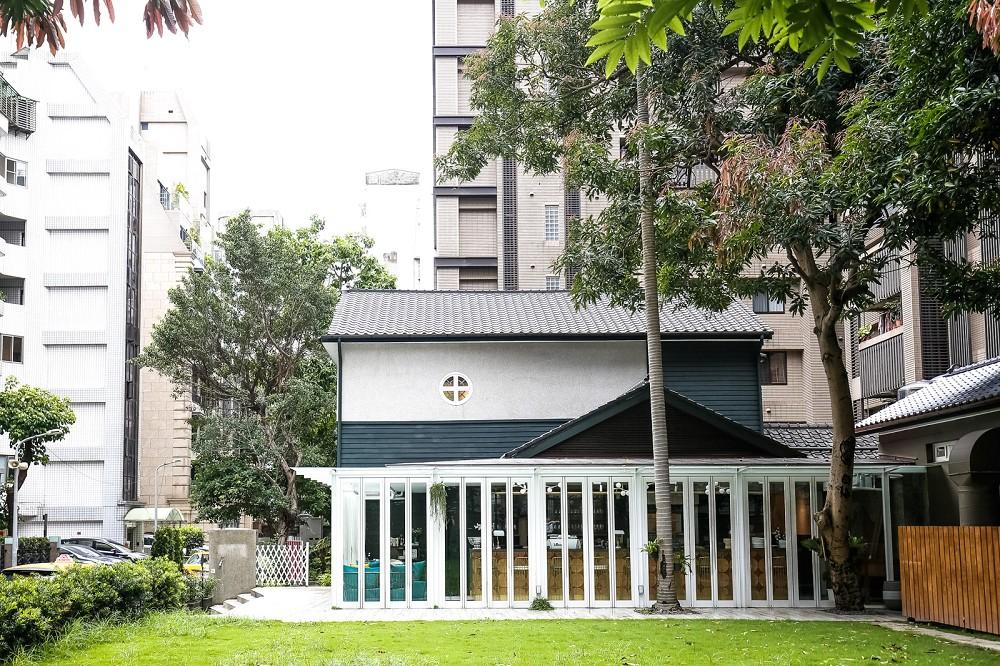 台北老屋新生「CEO 1950總裁藝文空間」!70年央行總裁老宅成咖啡、藝術美學場域