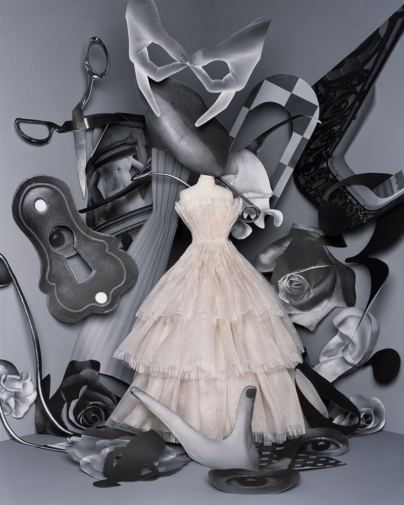 DIOR_HAUTE COUTURE_AUTUMN-WINTER_2021_LOOKBOOK_©BRIGITTE NIEDERMAIR_LOOK_6