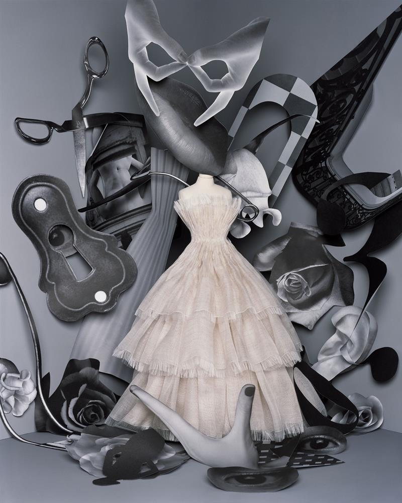 DIOR_HAUTE COUTURE_AUTUMN-WINTER_2021_LOOKBOOK_©BRIGITTE NIEDERMAIR_LOOK_6_1