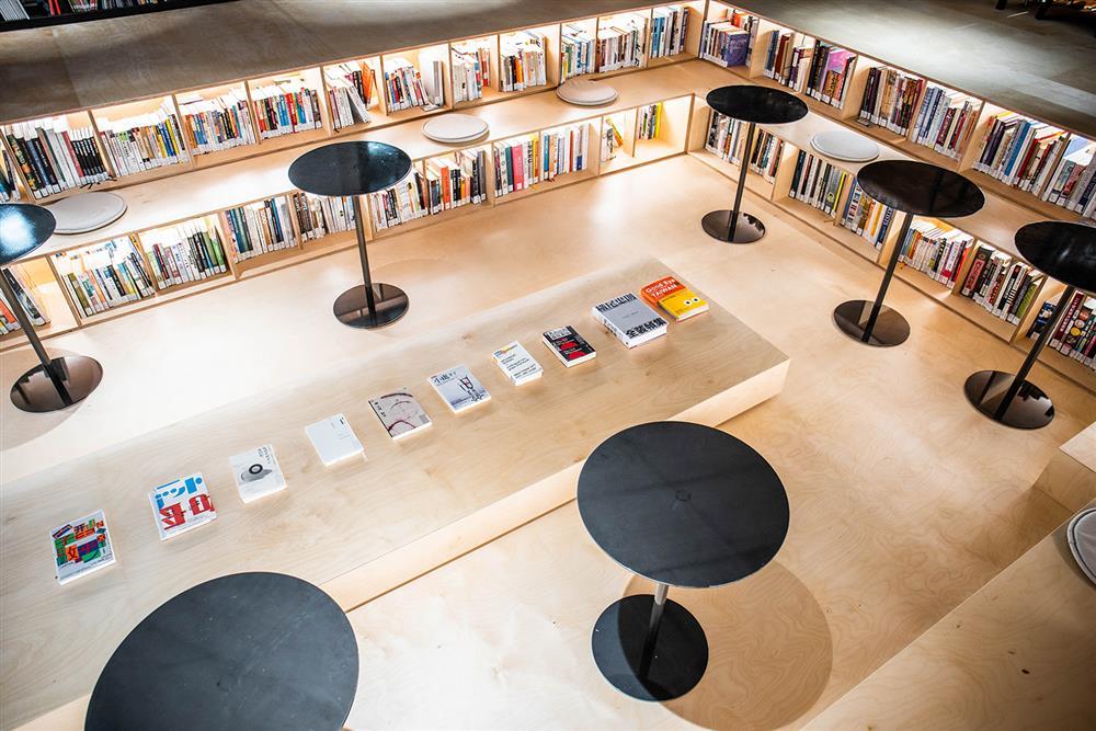 松菸「不只是圖書館」新空間亮點