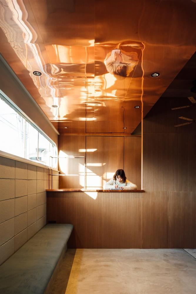 如《天空之城》的日本時尚髮廊!設計團隊FATHOM打造如飄浮飛船的沙龍空間5