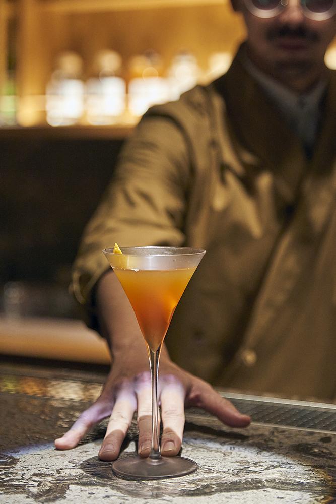 台北酒吧 [tei] by O'bond!以台灣茶為主題的設計酒吧05