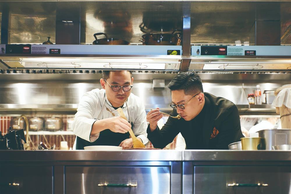 餐廳的味覺風格怎麼來?專訪年度最具話題餐廳「心潮飯店」、「Coast」