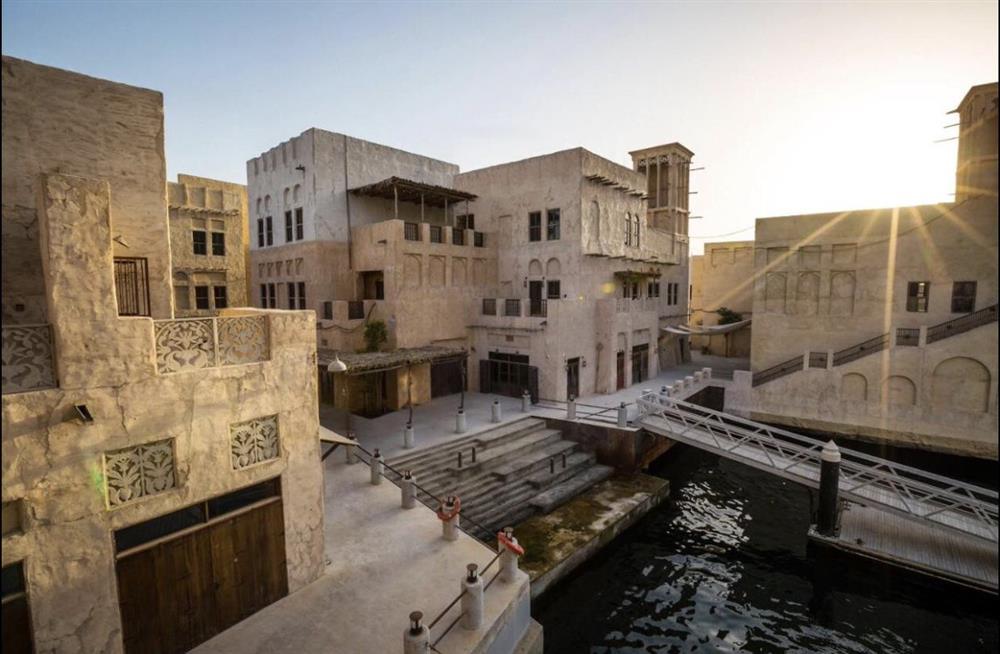 Al Seef 水濱區