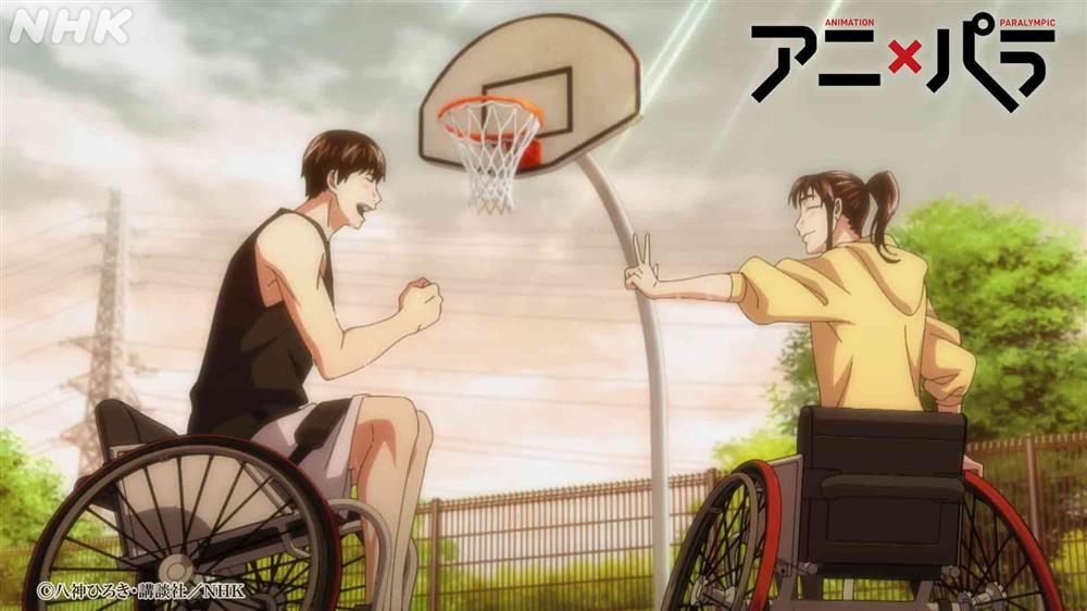 NHK帕運動畫短片E9L4JWUXMAMhPJ3