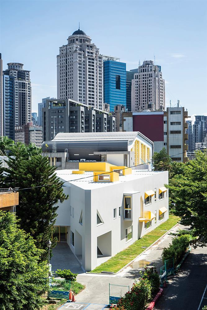 台灣ADA新銳建築團隊境衍設計、究境建築  向現代社會提出嶄新建築敘事!