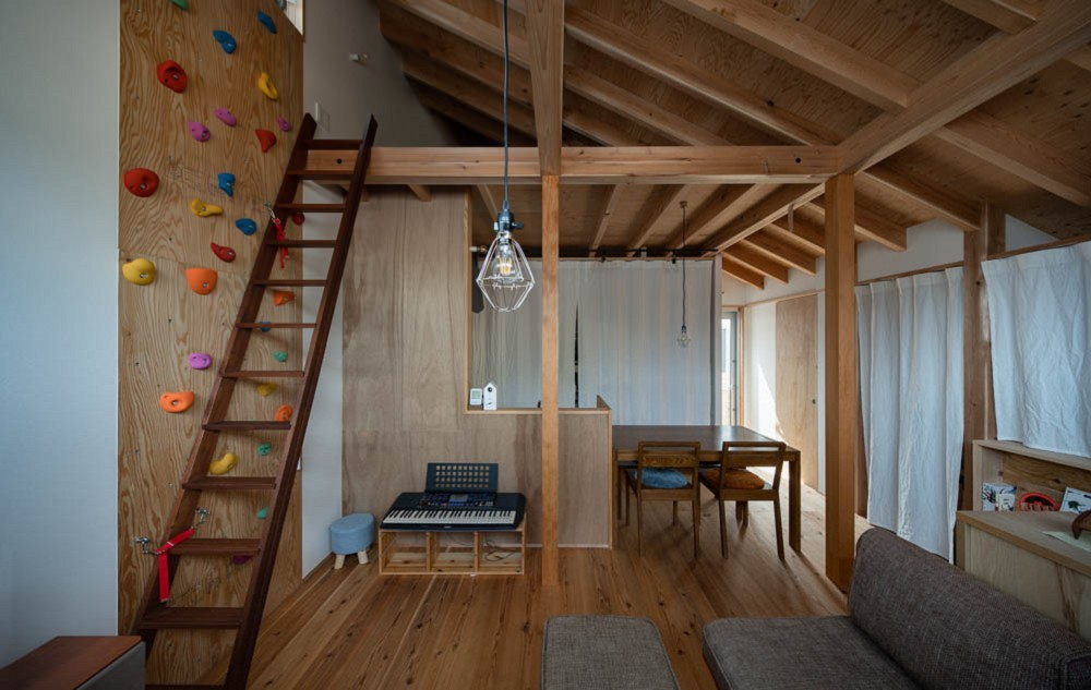 F-house木屋