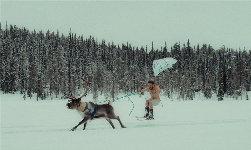 芬蘭salla2032夏季奧運地球暖化廣告Flag_2-min