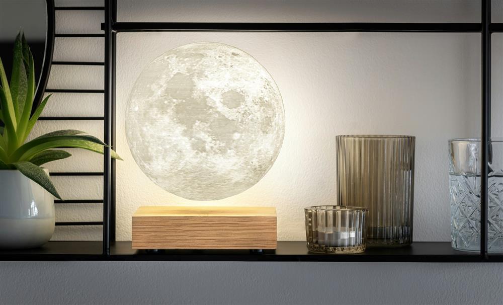 Gingko「Smart Moon Lamp」
