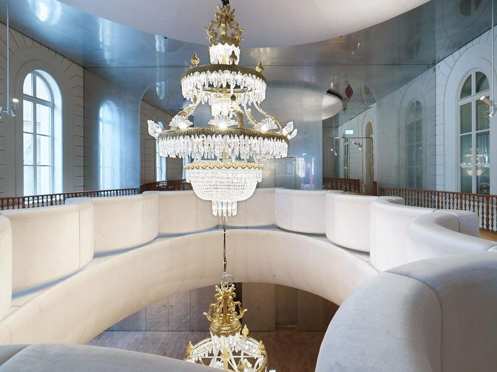 瑞士建築團隊Herzog &deMeuron改造「Stadtcasino Basel」歐洲最老音樂廳再現光華_12