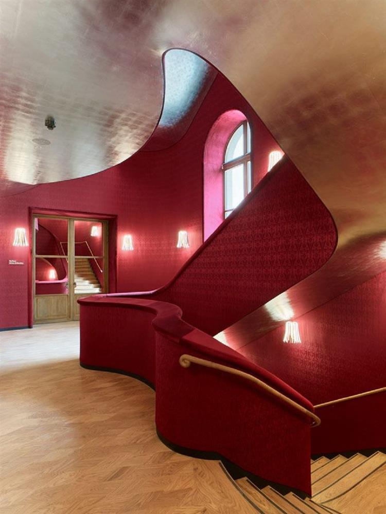 瑞士建築團隊Herzog &deMeuron改造「Stadtcasino Basel」歐洲最老音樂廳再現光華_10