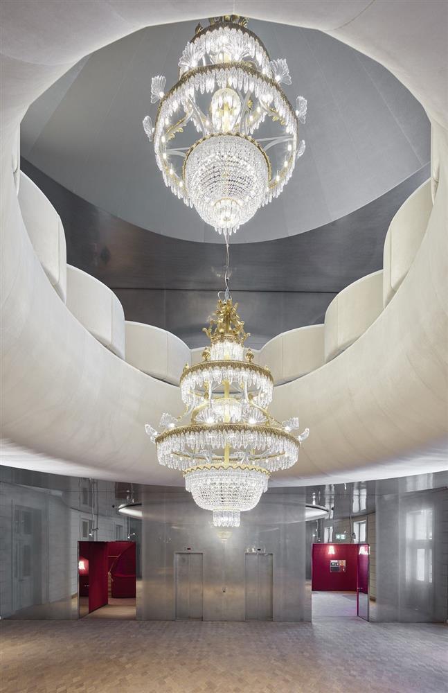瑞士建築團隊Herzog &deMeuron改造「Stadtcasino Basel」歐洲最老音樂廳再現光華_11