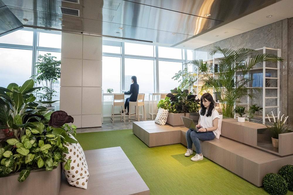 IKEA圖說二:IKEA全球第一個商業化家具租賃方案就在台北101!巧妙結合IKEA居家佈置靈感!