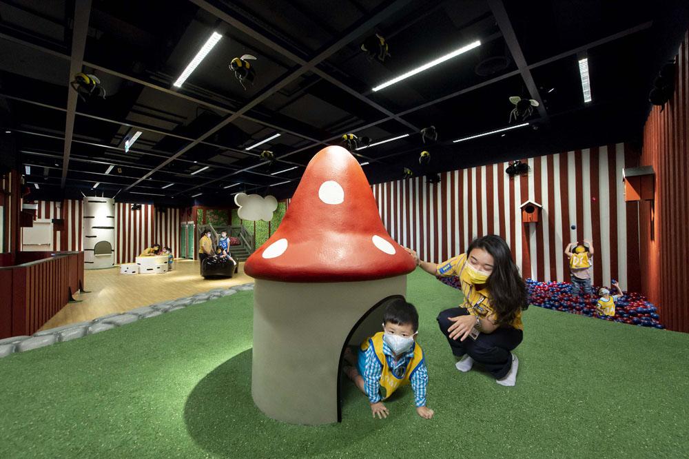 IKEA桃園店-斯莫蘭(SMÅLAND)魔法森林
