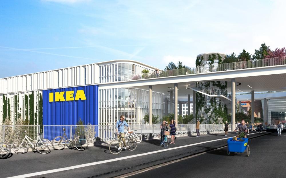哥本哈根IKEA空中公園4