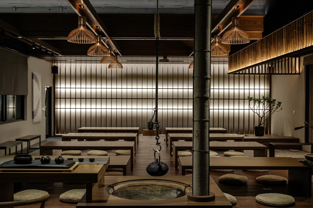 荒廢教室美感升級!石碇高中茶道教室