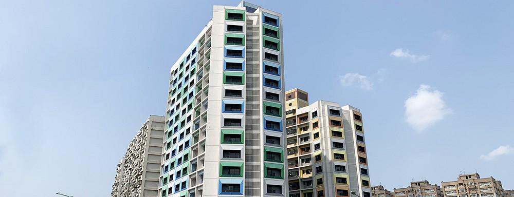 台北市萬華區青年一期社會住宅