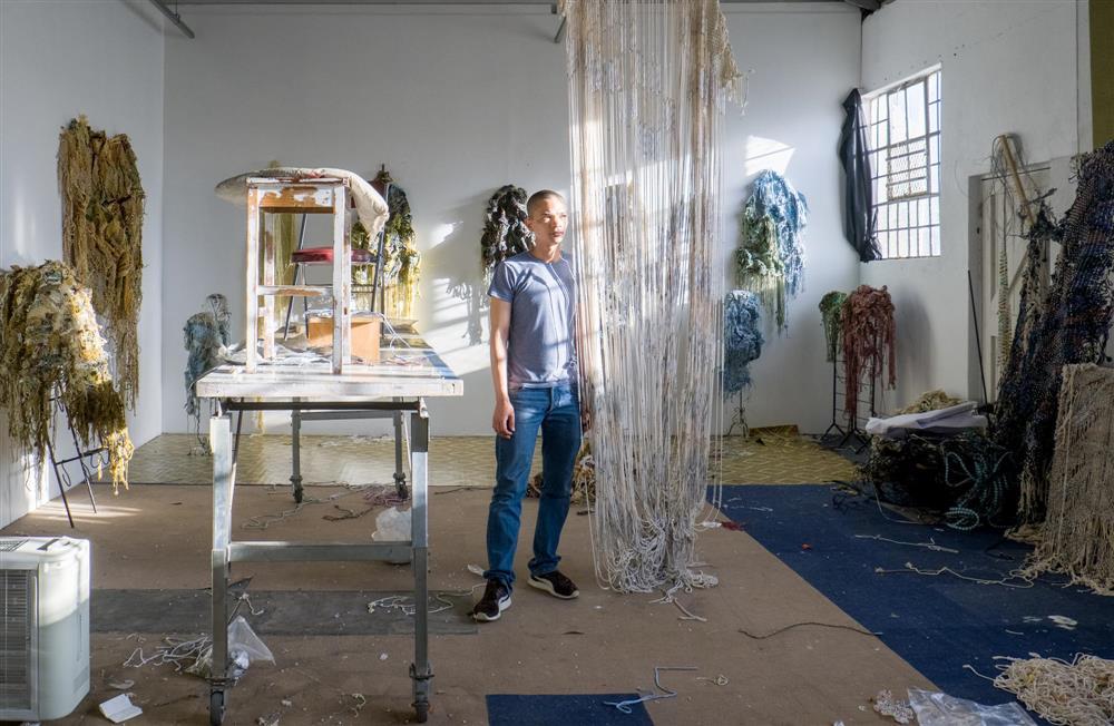 Igshaan-Adams-in-studio-18