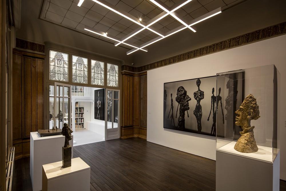 巴黎賈科梅蒂博物館