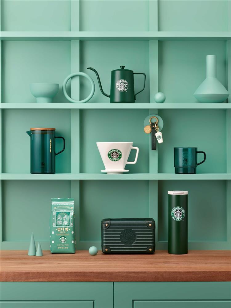 韓國星巴克Starbucks 22週年限定系列