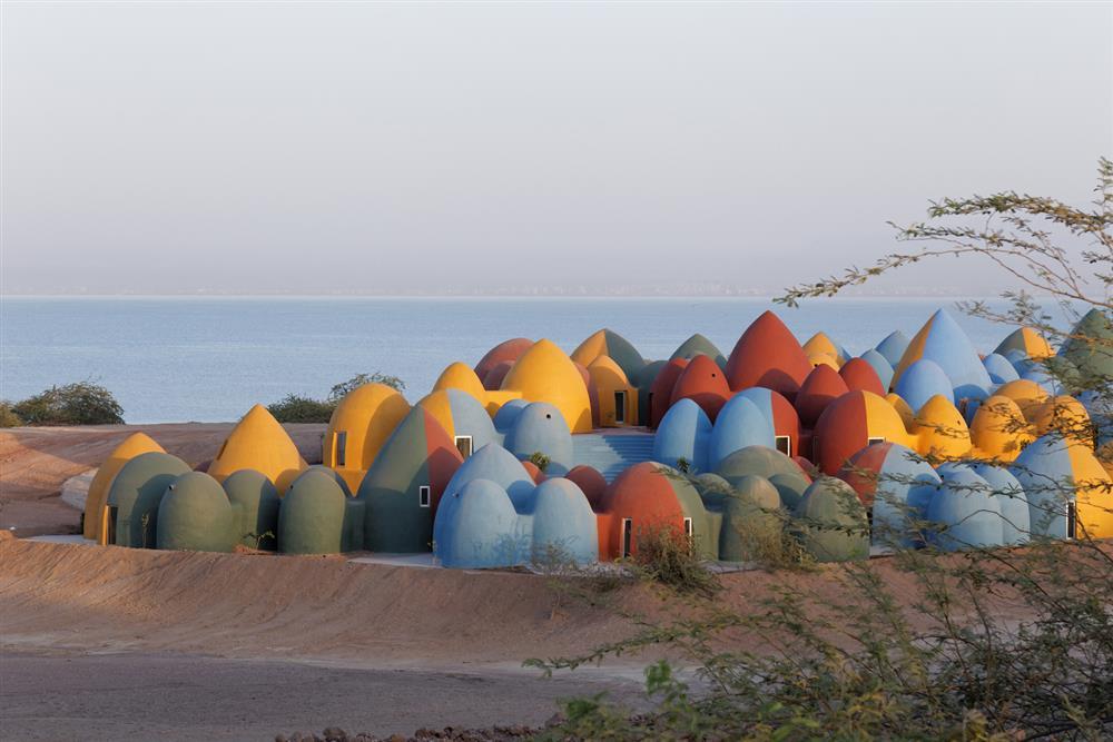 伊朗霍爾木茲島「Majara」夢幻聚落3