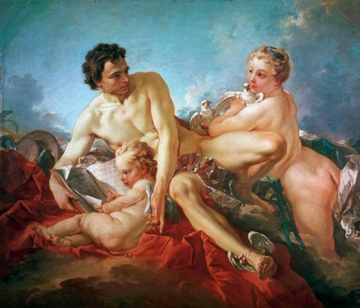 希臘神話愛神丘比特的身世之謎3