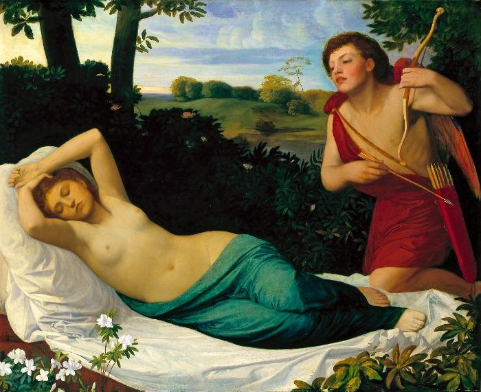 希臘神話愛神丘比特的身世之謎2