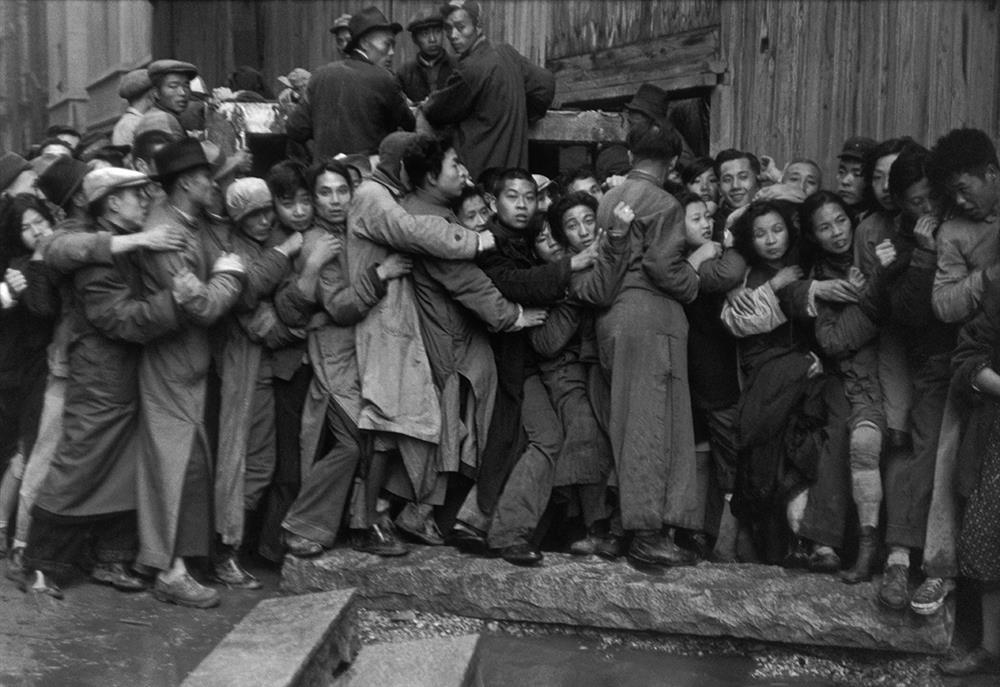 布列松在中國 1948-49 | 58