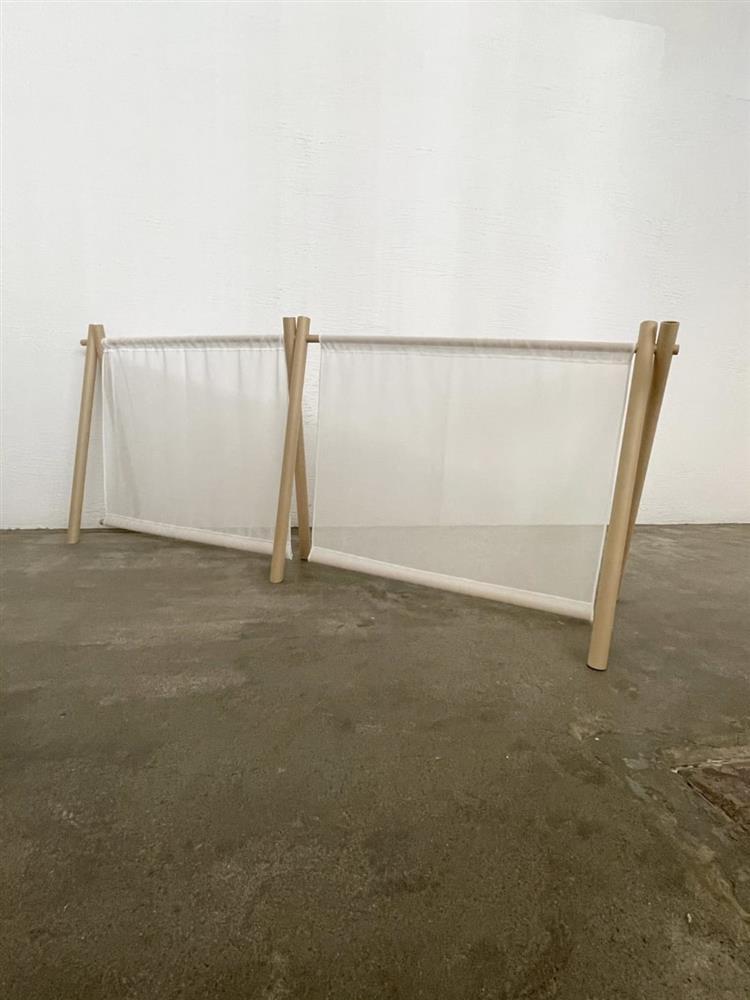 日本建築大師坂茂設計布料隔板05