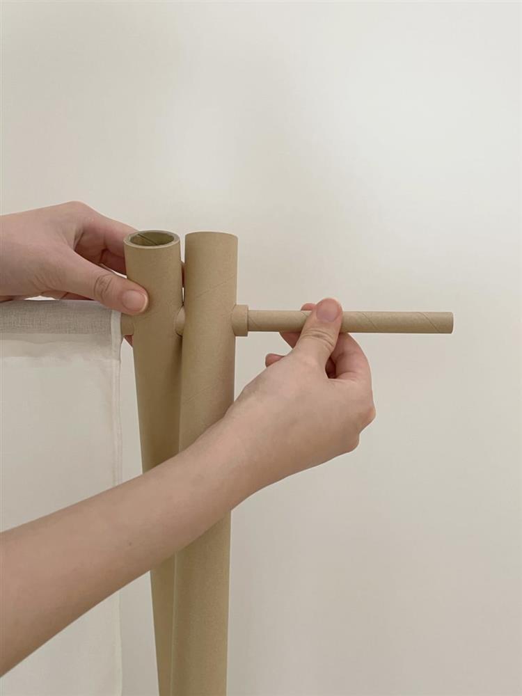 日本建築大師坂茂設計布料隔板04