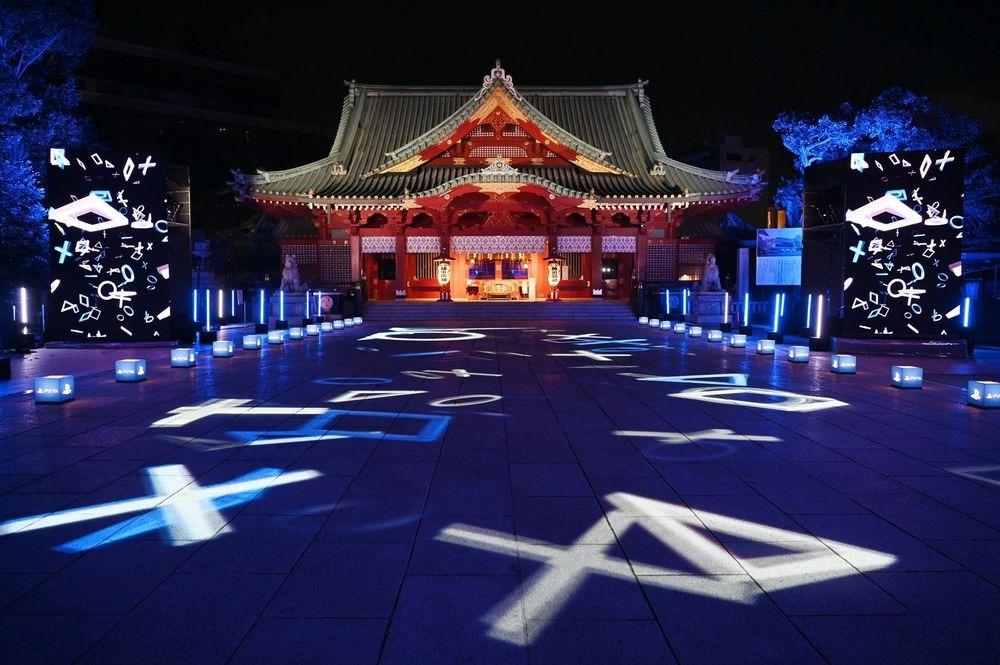 PS5最強廣告宣傳東京神田明神社3
