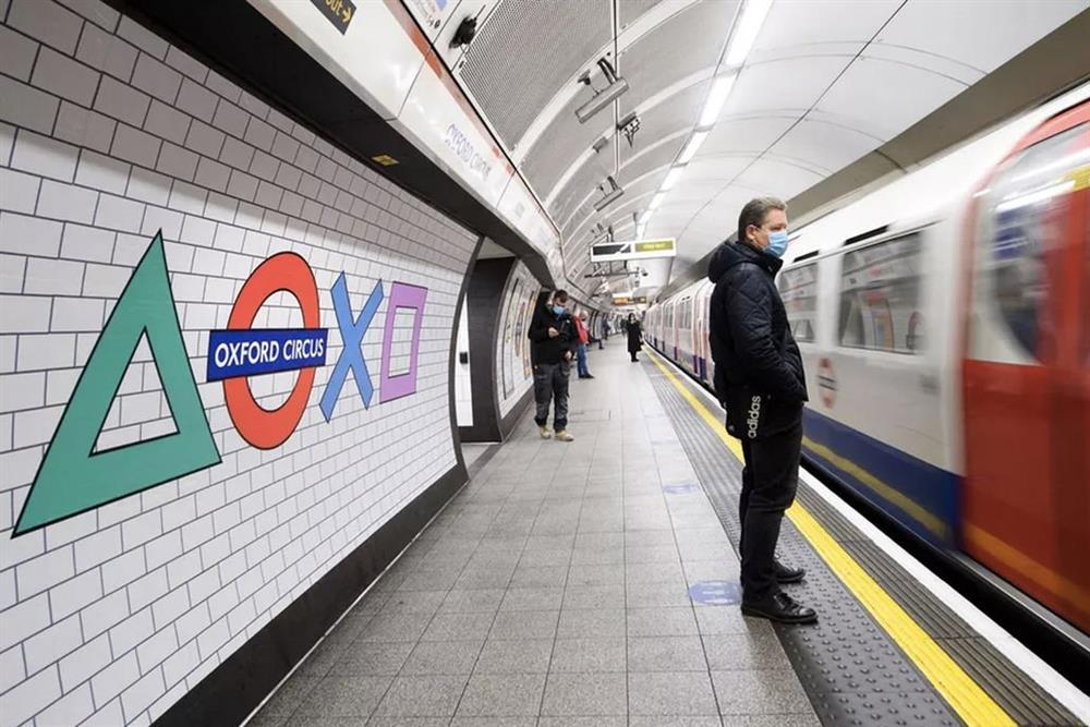 PS5最強廣告宣傳!倫敦地鐵標誌、東京神田明神社、台北高樓等25個城市景點變身