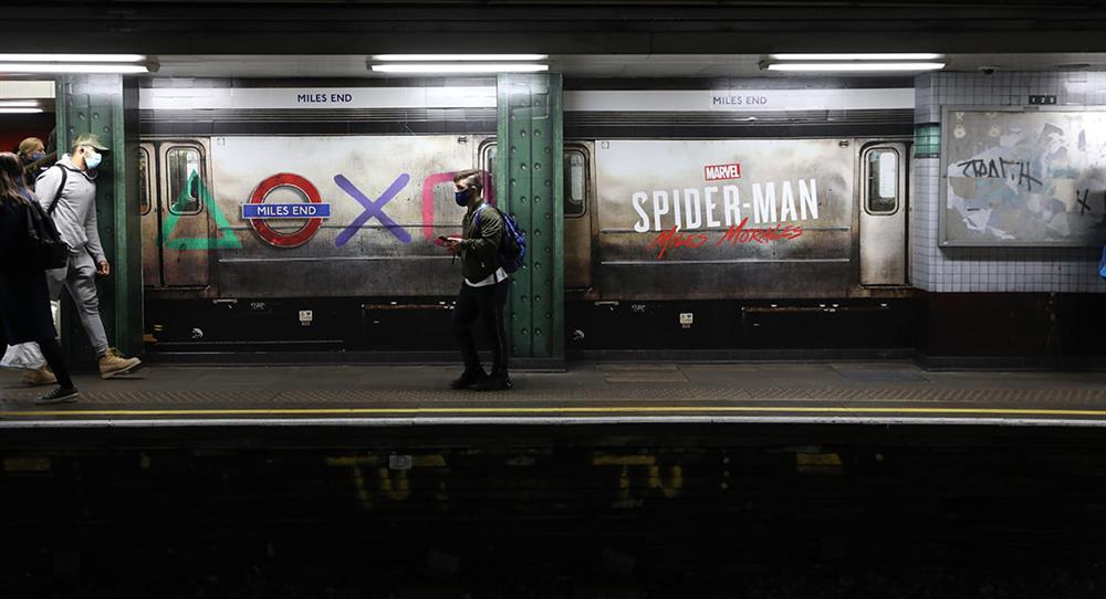 PS5最強廣告宣傳!倫敦地鐵標誌、東京神田明神社、台北高樓等25個城市景點變身8