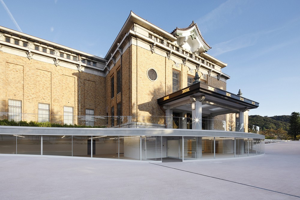 日本京都朝聖景點+1!京都市美術館2020年春天重新開館、建築師青木淳、西澤徹夫共同設計