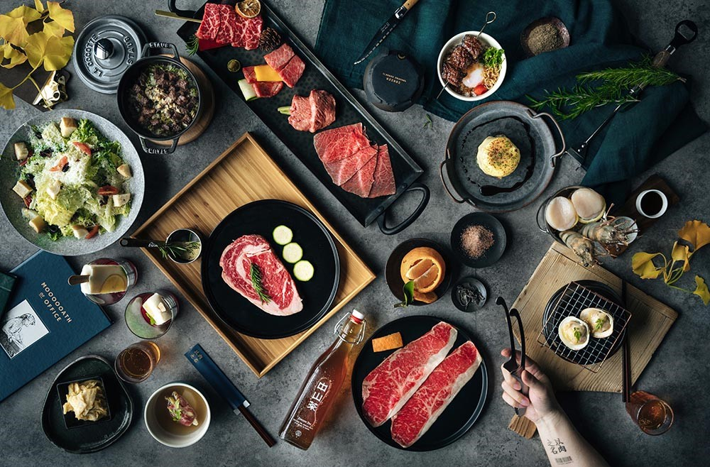 台北「燒肉中山 ZONZEN」