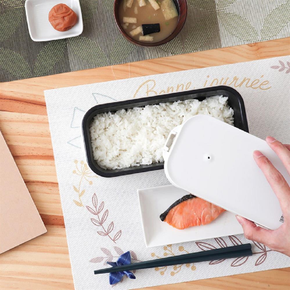 三分鐘讓生米煮成熟飯!日本THANKO一人份「便當型電鍋」