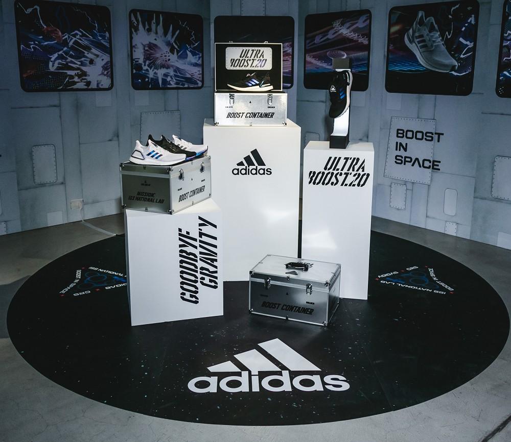adidas全新跑鞋ULTRABOOST 20降臨!BOOST科技中底征服宇宙、首發太空配色閃耀登場