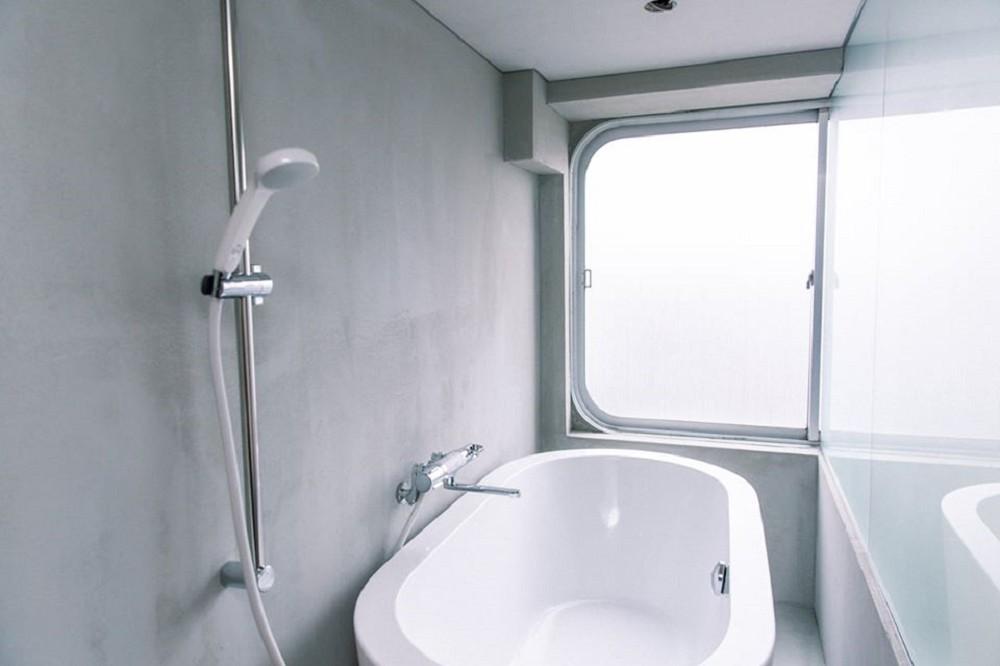 京都質感旅宿「KAGAN HOTEL」浴室04