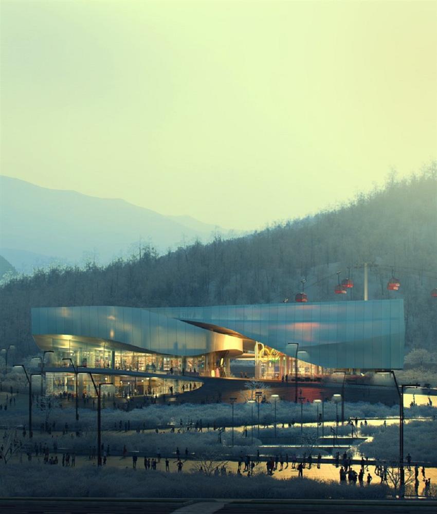 世界第一個冬奧博物館!