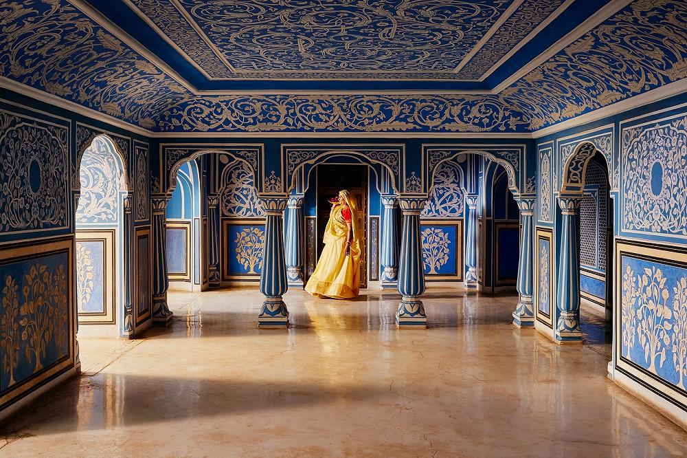 印度齋浦爾三百年歷史皇宮開放 Airbnb 入住!