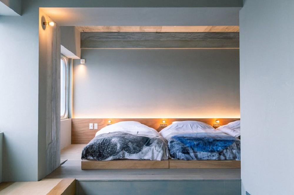 京都質感旅宿「KAGAN HOTEL」房間06